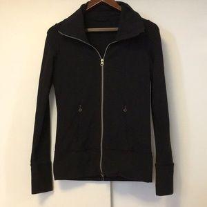 Lululemon Athletica black jacket small